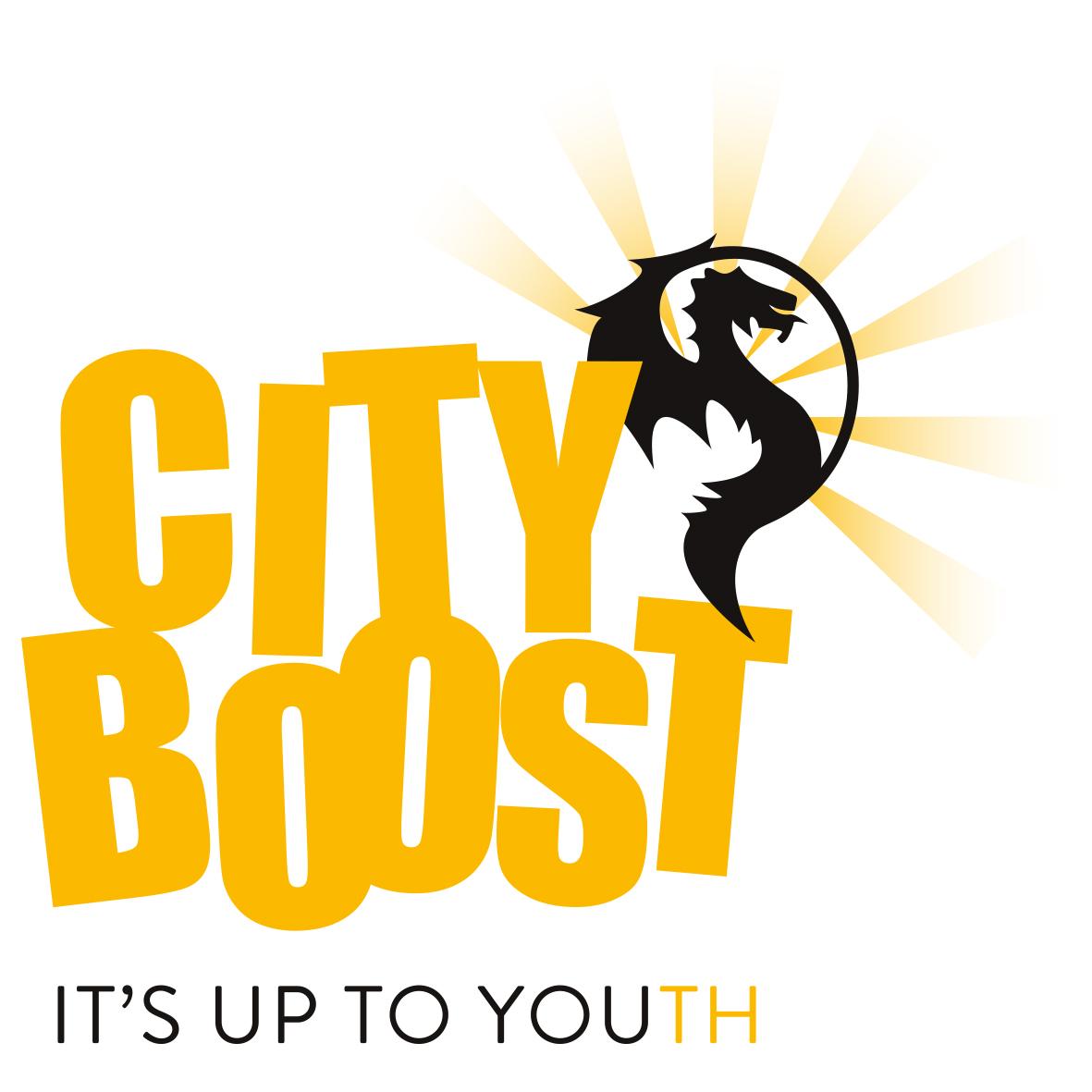 Logo Cityboost RGB